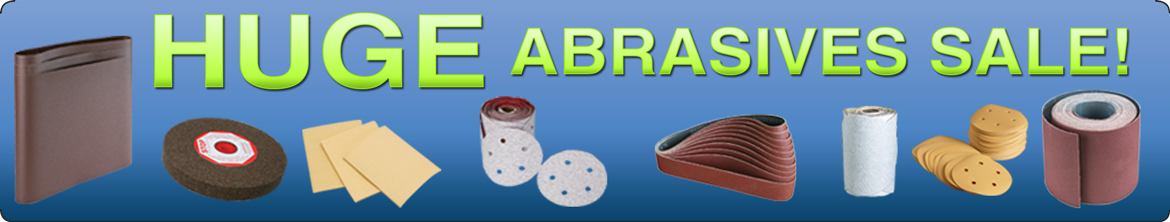Huge Abrasives Sale!