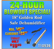 24 Hour Blowout Special!