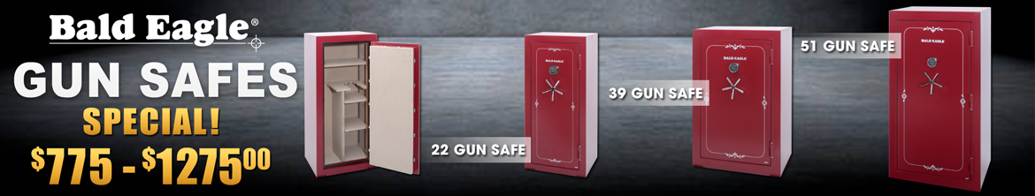 Red Gun Safes