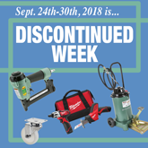 Discontinued Week