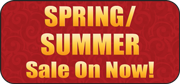 Annual Spring/Summer Tool Sale on Now!