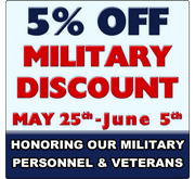 Veterans Day Military Discount