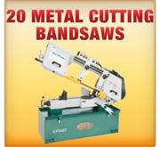 16 Metal Cutting Bandsaws