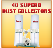 26 Superb Dust Collectors
