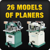 26 Models of Planers