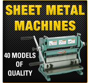 36 Models of Quality Sheet Metal Machines