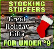 Stock Stuffers Under $9