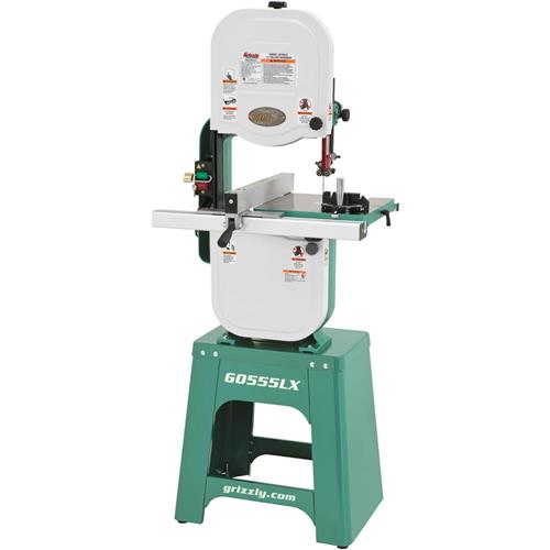 14 Deluxe Bandsaw Grizzly Industrial
