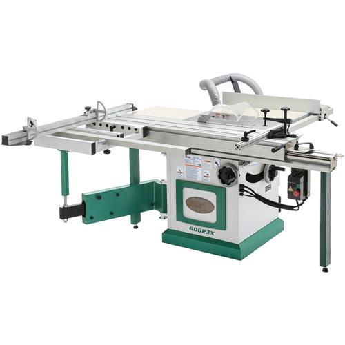 10 sliding table saw grizzly industrial keyboard keysfo