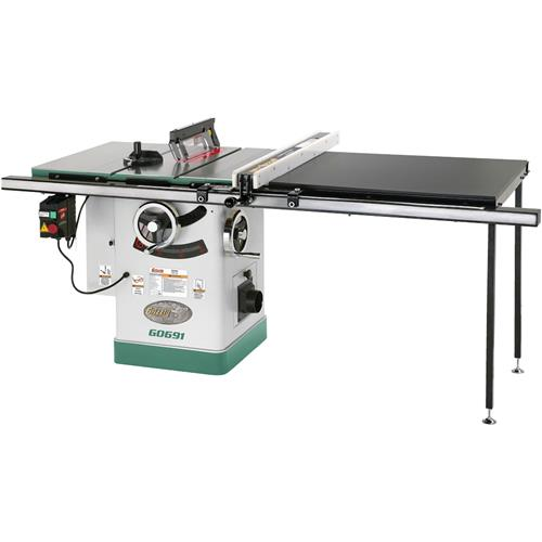 how to change a tablesaw to 220v
