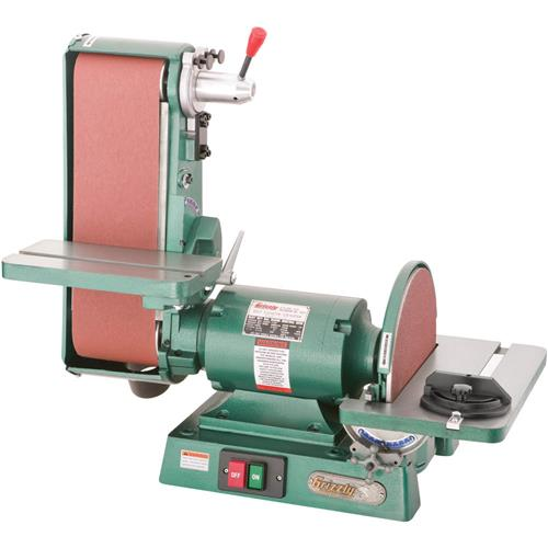 Combination Sander 6 Quot X 48 Quot Belt 12 Quot Disc 3450 Rpm