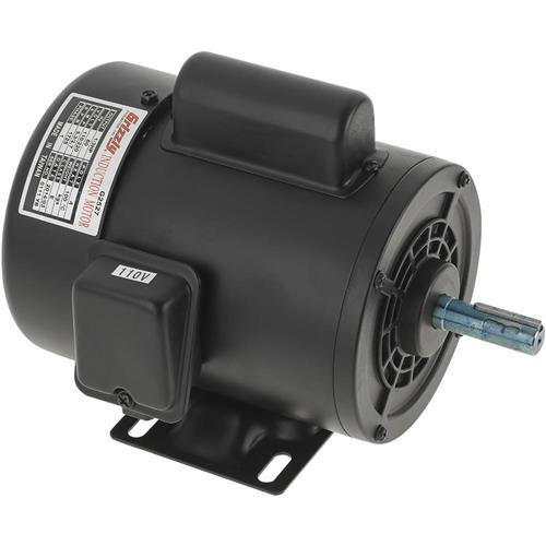 Motor 1 3 hp single phase 1725 rpm tefc 110v 220v for 3 hp single phase electric motor