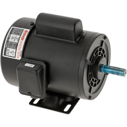 Motor 1 2 hp single phase 1725 rpm tefc 110v 220v for 20 hp single phase motor