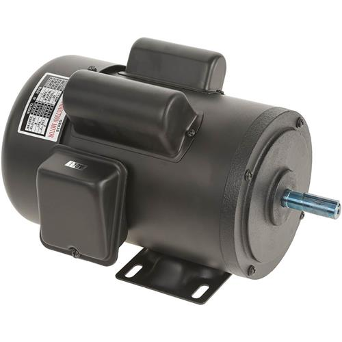 Heavy duty motor 1 1 2 hp single phase 3450 rpm tefc 110v for 20 hp single phase motor