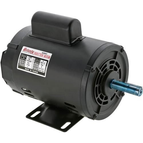 Motor 1 2 hp single phase 1725 rpm open 110v 220v for 1 2 hp ac motor