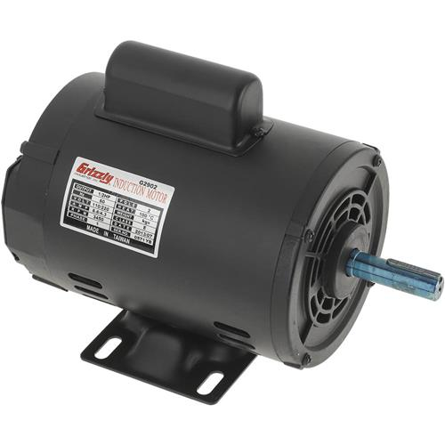 motor 1 2 hp single phase 3450 rpm open 110v 220v