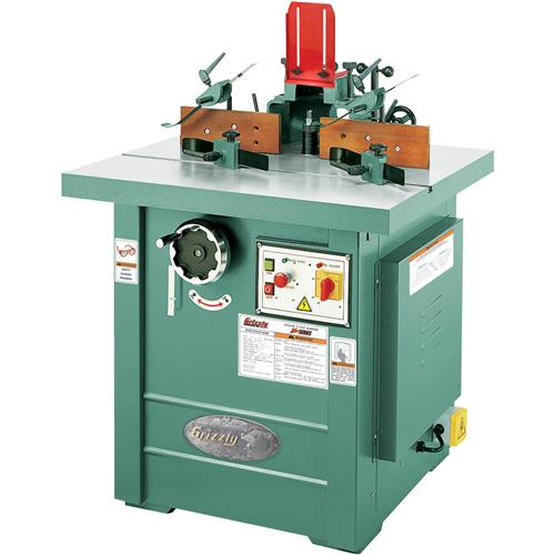 3 hp shaper grizzly industrial rh grizzly com