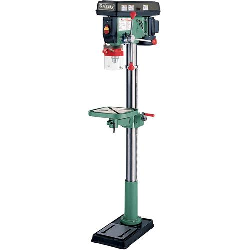 Industrial Heavy Duty Floor Topping : Speed heavy duty quot floor drill press grizzly industrial
