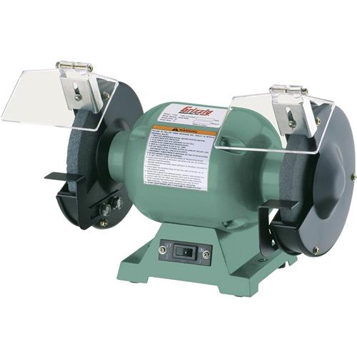 6 Bench Grinder W 1 2 Arbor Grizzly Industrial