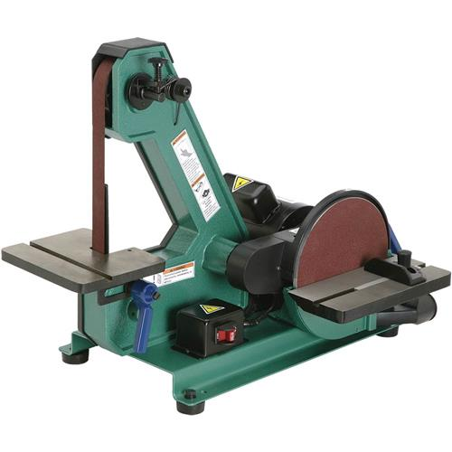 1 Quot X 42 Quot Belt With 8 Quot Disc Sander Grizzly Industrial