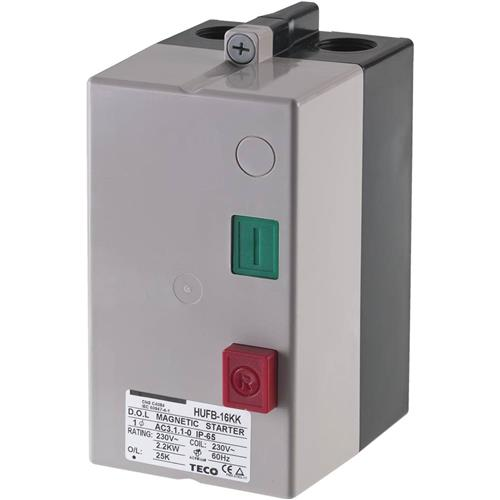 Single Phase Switches : Magnetic switch single phase v only hp a