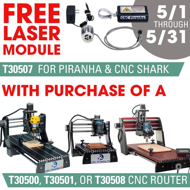 Free Laser Module