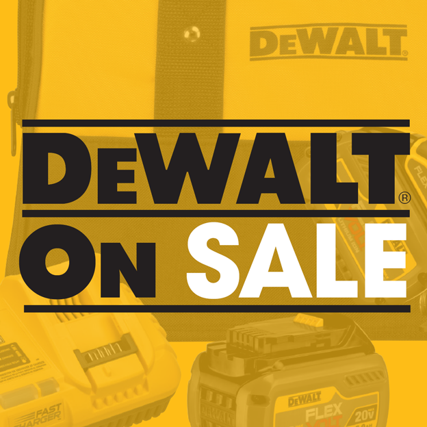 Dewalt Sale Update