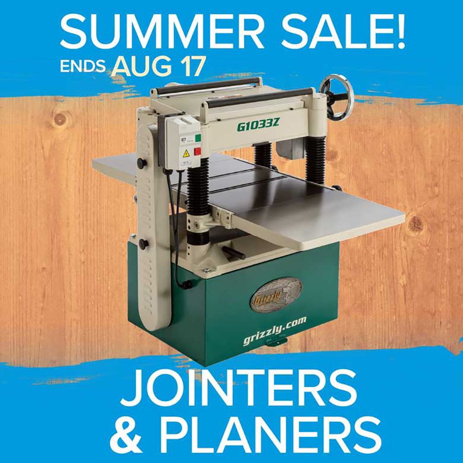 SS JOINTERS PLANERS
