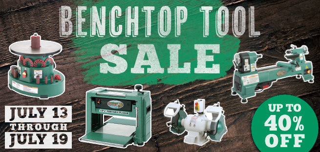 Benchtop Sale
